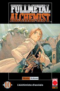 Planet manga: fullmetal alchemist ristampa 10
