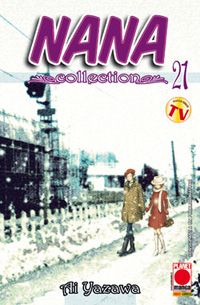 Planet manga: nana collection 21