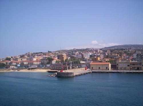 porto Villa San Giovanni