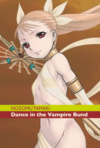 DANCE IN THE VAMPIRE BUND vol. 6