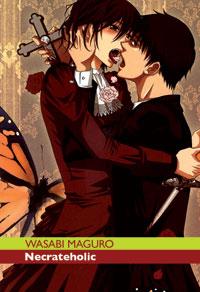 manga NECRATEHOLIC