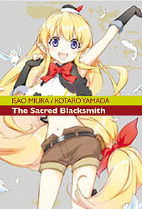 THE SACRED BLACKSMITH volume 3