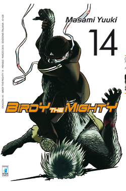 birdy the mighty manga volume 14
