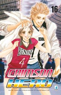 CRIMSON HERO 16