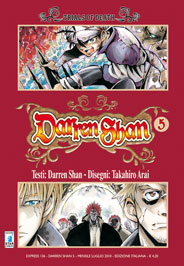 DARREN SHAN 5