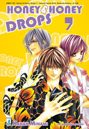 HONEY & HONEY DROPS 7