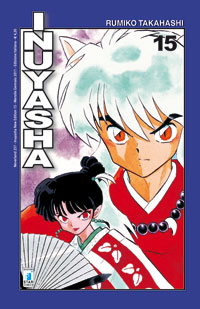 INUYASHA NEW EDITION 15