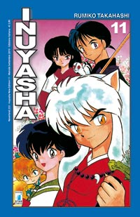 INUYASHA NEW EDITION 11