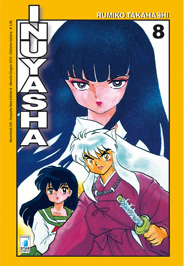 manga INUYASHA NEW EDITION 8