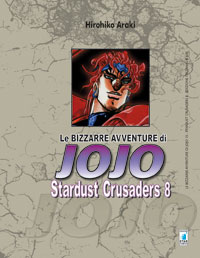 LE BIZZARRE AVVENTURE DI JOJO 15 - STARDUST CRUSADERS 8