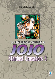 LE BIZZARRE AVVENTURE DI JOJO 10 – STARDUST CRUSADERS 3
