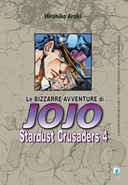 LE BIZZARRE AVVENTURE DI JOJO 11 - STARDUST CRUSADERS 4