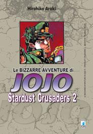 LE BIZZARRE AVVENTURE DI JOJO 9 – STARDUST CRUSADERS 2