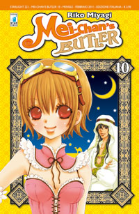 MEI-CHAN'S BUTLER 10