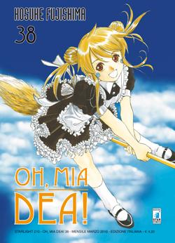 oh mia dea manga volume 38