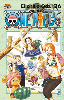 one piece new edition 26