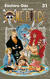 ONE PIECE - NEW EDITION 31