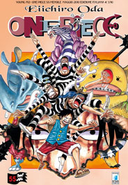 ONE PIECE 55 cover