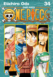 ONE PIECE - NEW EDITION 34