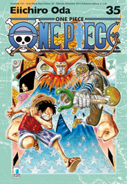 ONE PIECE - NEW EDITION 35
