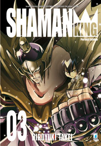 SHAMAN KING PERFECT EDITION - 3