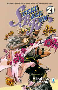 STEEL BALL RUN 21