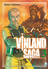 VINLAND SAGA 3 manga