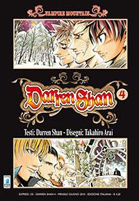 star comics: darren shan