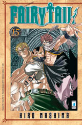 manga FAIRY TAIL 15