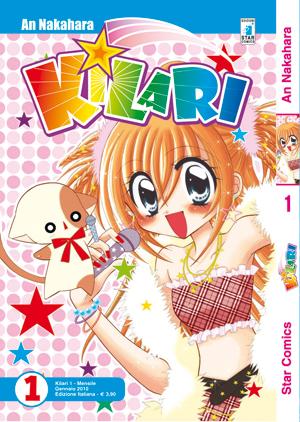 kilari manga volume 1