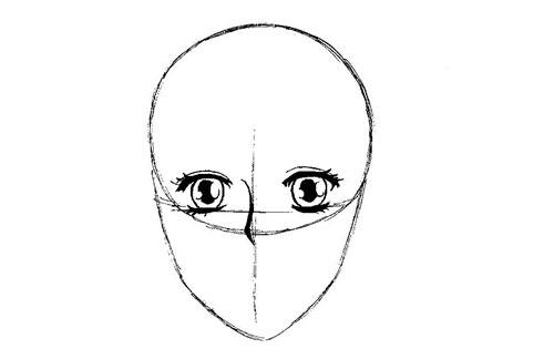 Popolare Disegnare manga: Parte 2 – Occhi e Naso DF45