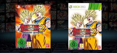Dragon Ball: Raging Blast 2 Limited Edition