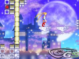 Sailor Moon DS Screenshot 1