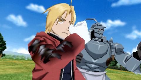 Fullmetal Alchemist: Brotherhood per PSP