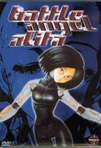 Battle Angel Alita (Gunnm)