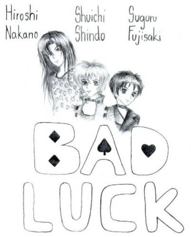 bad luck fanart
