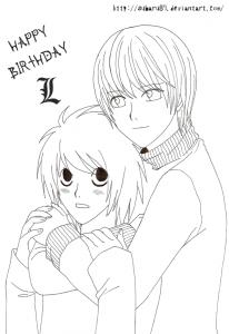 happy birthday l