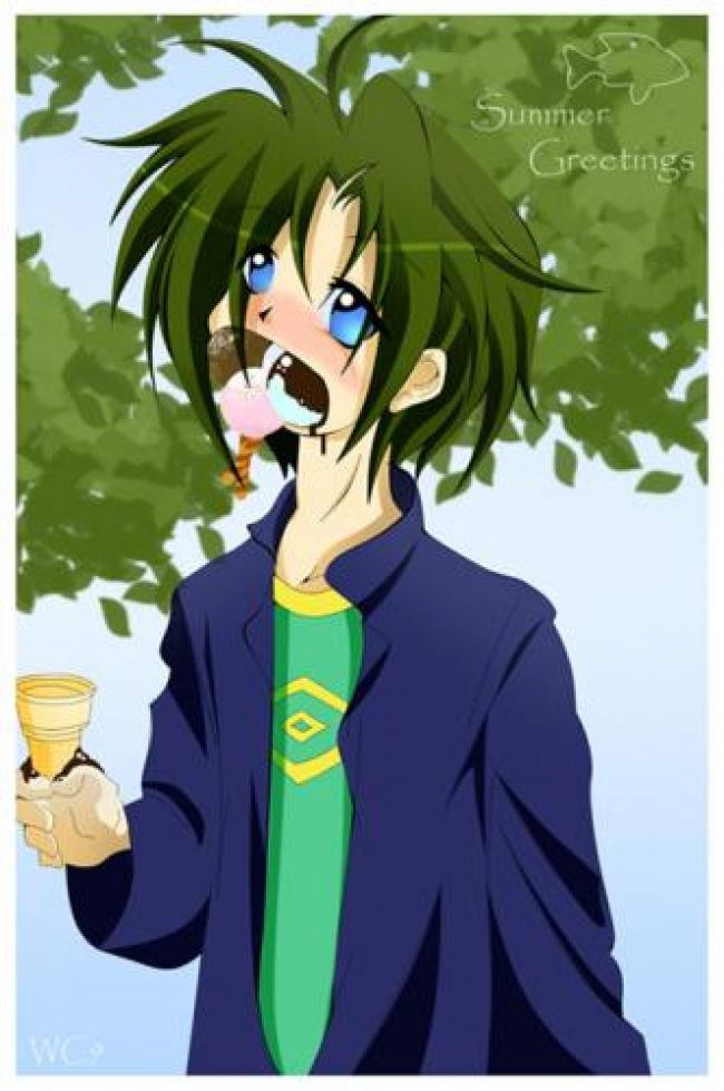 ice cream ryuichi