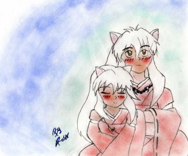 inuyasha and ayasha