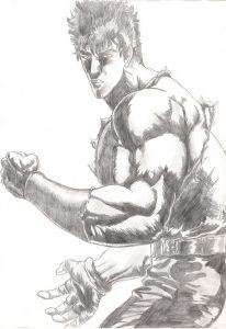 Ken the warrior