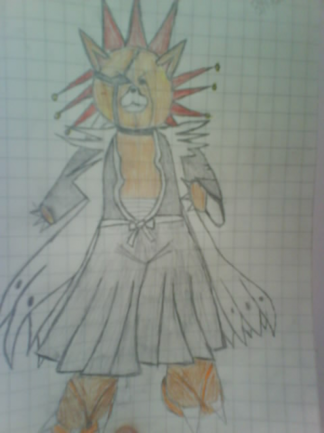 kon from bleach