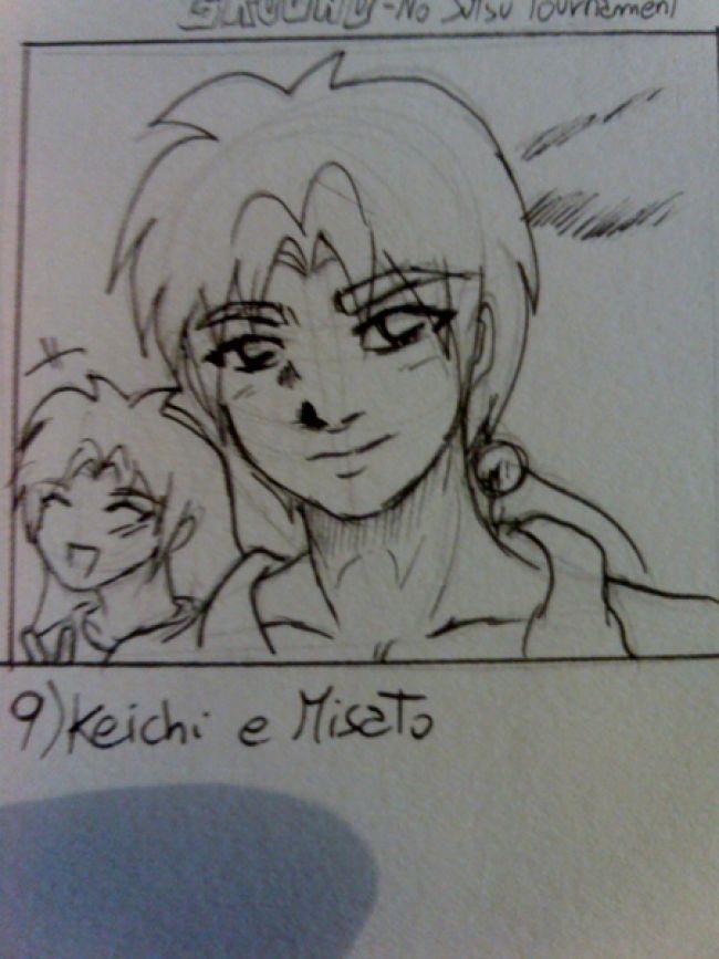 misato and keichi