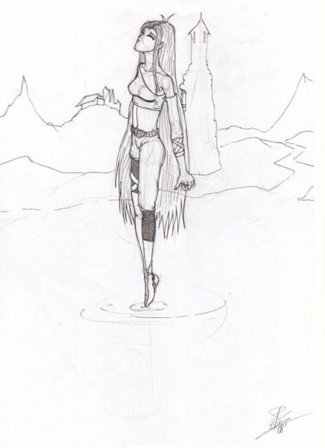 princess of the lake