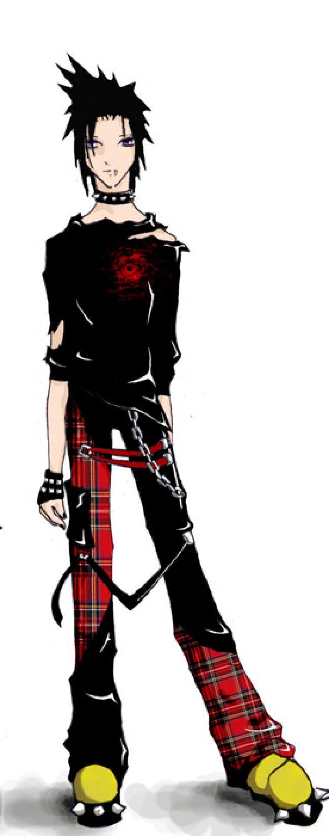punk guy