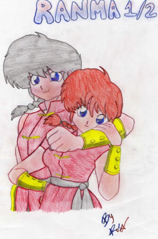 ranma boy and girl