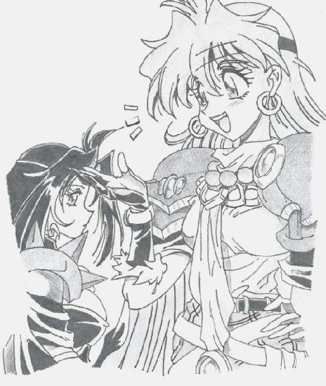 Rina and Naga