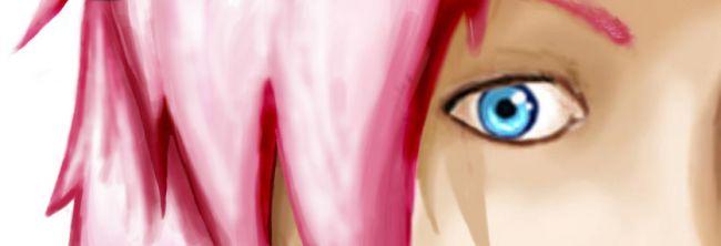 sakura eye