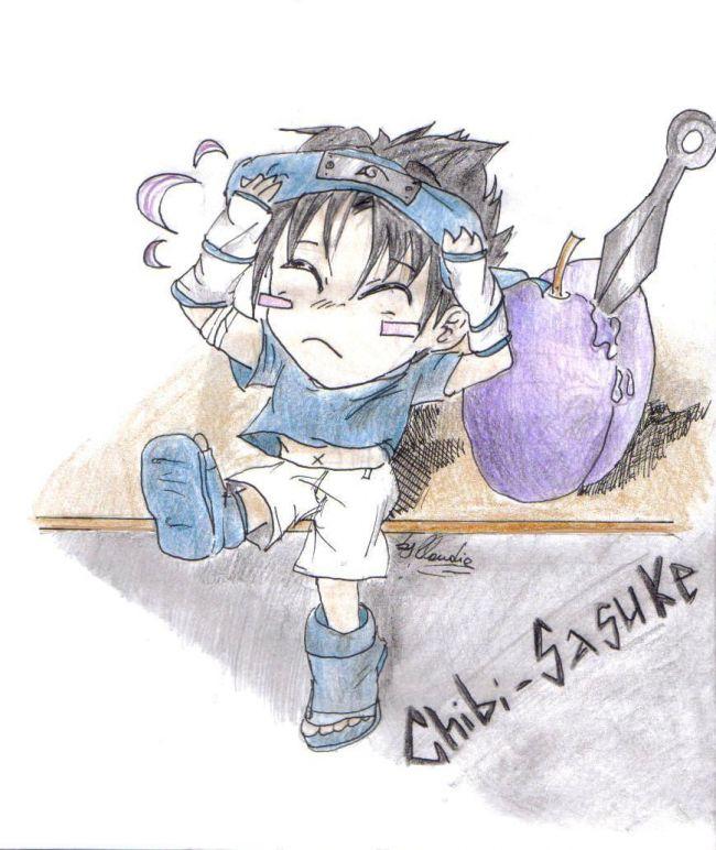 sasuke plum