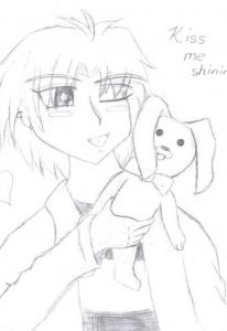 Shuichi and Kumagoro