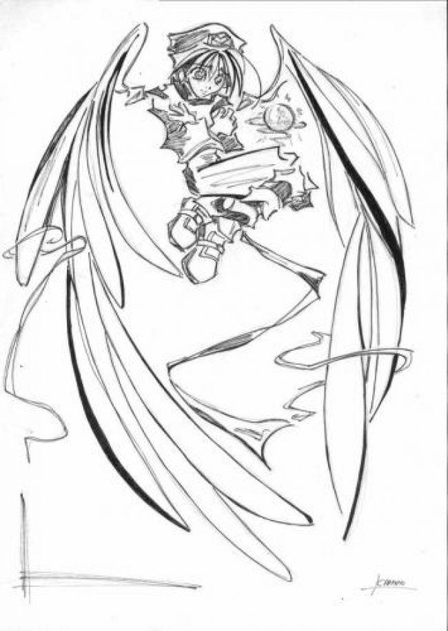 shuichi angel